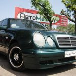 Разборка / Запчасти Mercedes / Мерседес  W210