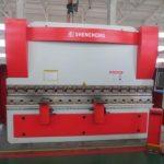 WE67K-160t/3200 гидравлический листогибочный пресс
