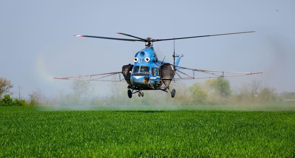 Авіаційно-хімічні роботи