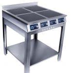 Плита индукционная промышленная Sif 4.14 для кафе