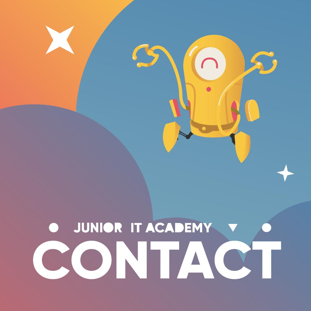 Летний лагерь от IT Academy CONTACT