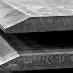 Износостойкие режущие кромки ковша из стали Swebor