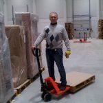 Работа на складе мебельной продукции