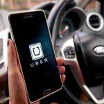 Работа водителем в компанию Uber