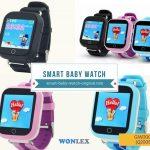 Детские умные часы телефон с GPS навигатором