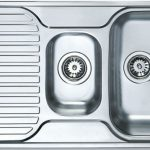 Кухонная мойка Teka PRINCESS 1 1/2 B 1D