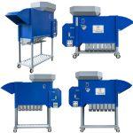 Сепаратор зерна веялка АСМ 5 от производителя