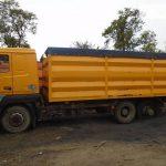 Продам зерновоз МАЗ 856103 (2012 г)