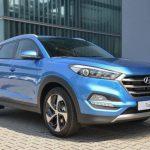 Hyundai Tucson 2.0 AT Comfort - 2017 г.в,