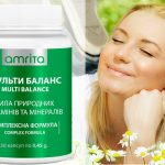 Amrita Multi Balance, 30 капс.