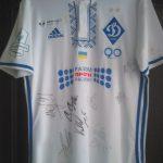 Коллекционная футболка ФК Динамо 90-летие