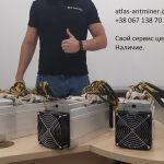 Майнер Asic Antminer Bitmain S9, S9i, D3, T9+, L3+