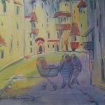 Продам коллекцию картин художника Шкуропат. А.И