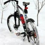 Зимнее хранение велосипеда