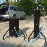 фільтра повітряні високого тиску