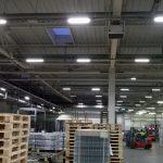 Промышленное освещение. Освещение складов