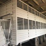 Продам скотовоз SCHMITZ - двухэтажный полуприцеп
