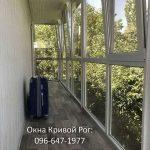 Купить обдуманно ПВХ окна в Кривом Рогу