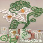 Курсы по вязанию крючком от ElenaRugalStudio