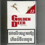 Сигареты опт мелкий крупный GOLDEN DEER RED