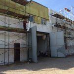 Демонтаж, реконструкция складов, ангаров, зданий.