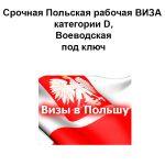 Оформление польской визы