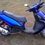 Продам скутер VIPER STORM 150  С Регистрацией.