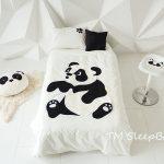 Постельный комплект «Панда» от TM Sleepbaby