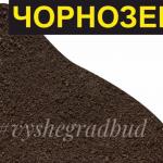 Чернозем плодородный с доставкой