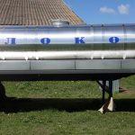 Виготовлення водовозів, молоковозів, рибовозів