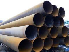 Трубы сварные - новые, б/у, лежалые, обработанные