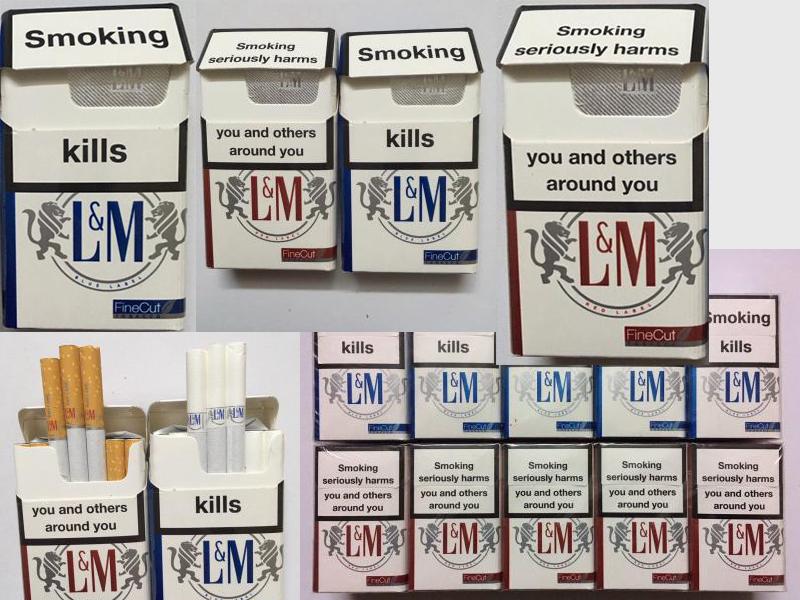 Сигареты LM Blue, Red Duty Free выгодная стоимость