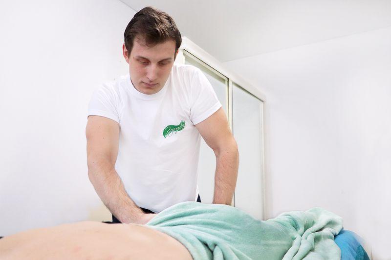 Найкращий масаж в Броварах. Всі види масажу.