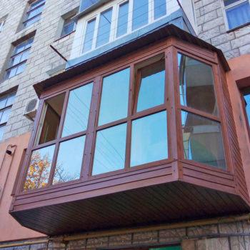 Балкон под ключ, Недорого, Качественно, Окна,