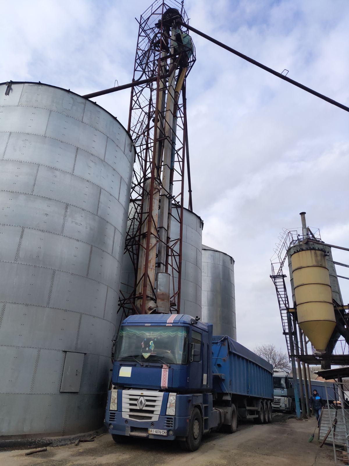 Продажа мукомольного завода с элеватором Киевская