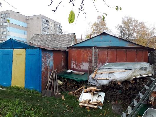 Продам гараж (саму конструкцію)