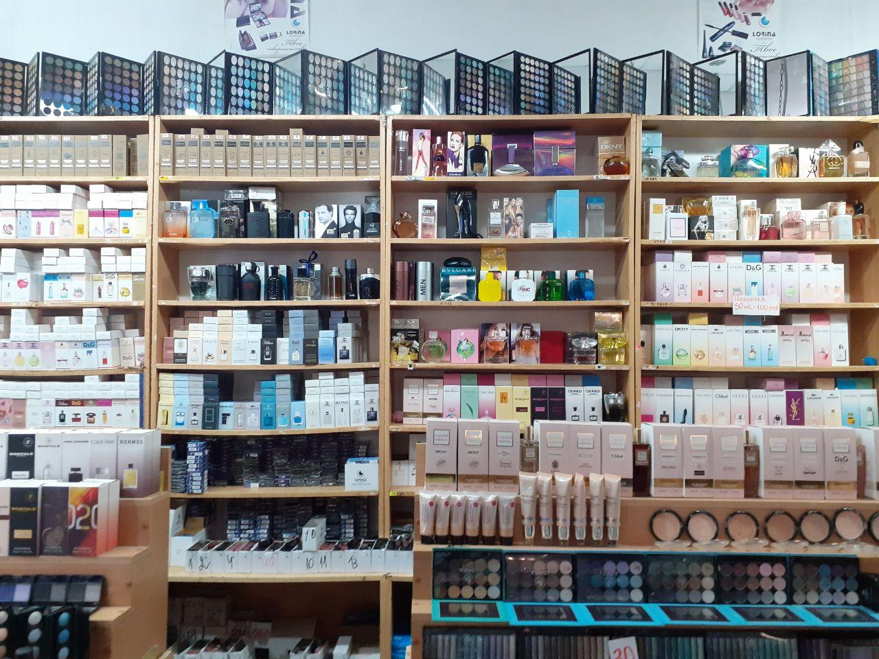 Косметика оптом, парфумерія