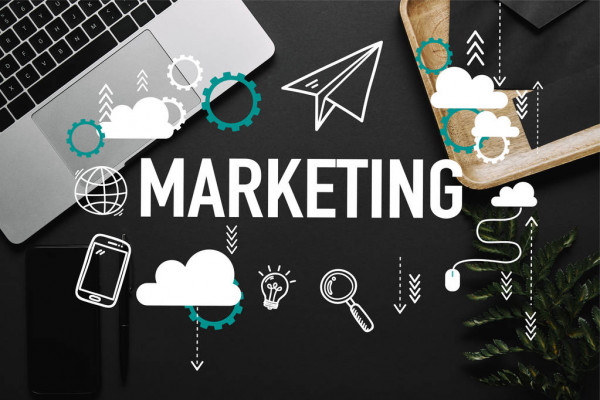 Services for foreign companies. Marketing