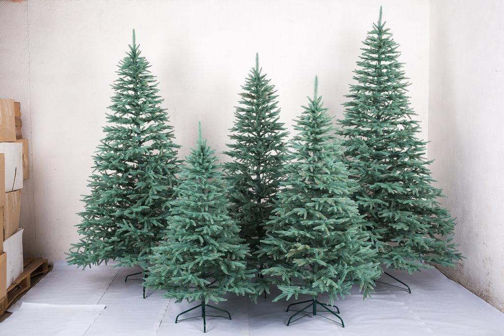 Новогодние елки, Елка искусственная, Елка литая,