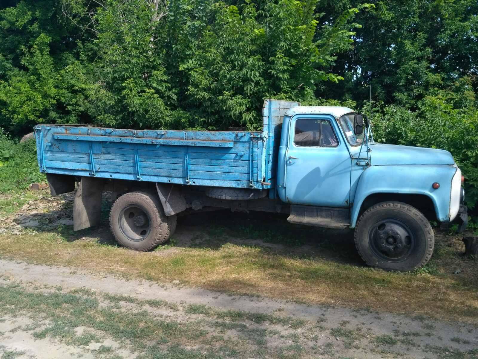 Продам бортовой ГАЗ-5312